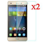 For Huawei P8 P9 P10 P20 Cell Phone Screen Protection Film Steel-advanced 2 Pcs