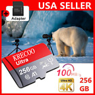 64GB/128GB/256GB Fast Class 10 4K Micro SD MicroSDXC U1 Memory Card New Cheap US