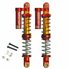 NEW 2/4X 90mm Alloy Shocks Absorber For Axial SCX10 90046 II D90 TRX-4 Buggy Car