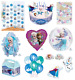 Disney FROZEN Party Decorations Loot Bag Toys Balloons Stickers Gifts Supplies