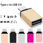 USB 3.1 TYPE C OTG Adapter Male to USB 3.0 A Female Converter Adapter Data UK