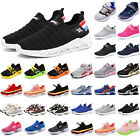 Kids Girls Boys Trainers Comfort Sneakers School Running Sport Casual Shoes New