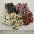 """2"""" Mixed 5 Paper Flower Wedding Crafts Scrapbooking R40-TH/Special-Mystery A"""