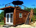 20' Container Home | The 'Dripping Springs' Model