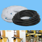 4-30mm Tidy Wire Spiral Cable Wrap PC TV Cord Wire Banding Storage...