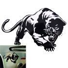 Fiery Wild Panther Hunting Car Body Decal Car Stickers Motorcycle Decorati_SG