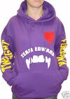 Team Edward Hoody + Back Print Twilight New Moon (888)