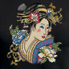 Japanese Geisha Men Hoodie kimono asian tattoo art