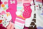NWT Gymboree Spring Summer 2 Pack Socks All Sizes Lines