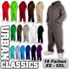 URBAN CLASSICS BLANK SWEAT SUIT JOGGINGANZUG SWEATSUITS
