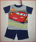 DISNEY CARS Awesome Summer PJs PYJAMAS sz 4 6 or 8 New