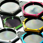 Anodised TAX DISC HOLDER Motorcycle License Plate