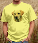 The Hangover 2 Yellow T-shirt with Dogs Head (1541)
