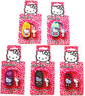 NEW HELLO KITTY LIP GLOSS BALM WITH CHARM - DIFF FLAVRS