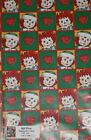 NEW Raggedy Ann Gift Wrapping Paper, Boxes or Paper Gift Bags