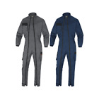 Grey Work Wear Overalls Double Zip Panoply MACH2 S-XL