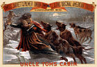 TH82 Vintage Uncle Toms Cabin Theatre Poster A1 A2 A3
