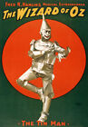 TZ34 Vintage Wizard Of Oz Theatre Poster Print A1 A2 A3