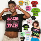 ►►URBAN CLASSICS DANCE LADY LADIES DAMEN SHORT TANKTOP TOP BAUCHFREI  SHIRT ◄◄