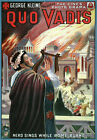 F5 Vintage 1913 Film Quo Vadis Movie Motion Picture Art Poster - A1 A2 A3