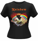 RAINBOW Rising GIRLIE T-SHIRT NEU Dio