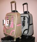 """GUESS Avignon 20"""" 4 Wheel Fashion Spinner Upright Travel Luggage Suitcase Bag"""