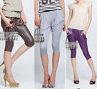 Shiny Casual Hippie leisure Short Harem pants 3 colour p077