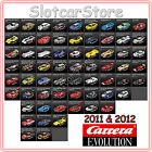 Carrera Evolution Auto nach Wahl Sortiment 2011 & 2012