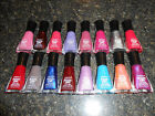 Assorted Sally Hansen Insta-Dri Fast Dry Nail Color polishes, choose your shade!