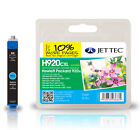 Jettec Remanufactured 920XL Cyan Ink Cartridge for HP Officejet Printers