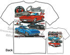 1963-1967 Stingray T shirt 55 56 57 64 65 66 Corvette T Shirt Tee M L XL 2XL 3XL