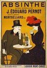 AV59 Vintage 1900's French Absinthe Liqueur Drinks Advertisement Poster A1/A2/A3