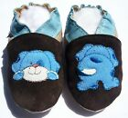Moxiesbabyshoes PUPPY soft soled leather boys baby shoes toddler 0-6 TO 6-7 yrs