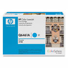 Genuine HP Q6461A Cyan Laser Toner Cartridge for Printers