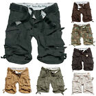 SURPLUS CARGO SHORT DIVISION SHORTS CHINO JEANS Airborne Legend Industry Hose
