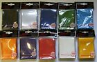 100 x Ultra Pro Deck Protectors Standard Size Card Sleeves 13 Colours MTG NEW