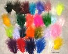 Marabou Feathers Fluffy 7 grams 1-3'  29 colors available Approx 105 per bag