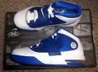 Nike Zoom Soldier IV TB Women's Basketball Shoes NIB White/Royal Various Sizes