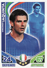 Match Attax World Cup 2010 Italy & Ivory Coast Cards Pick From List