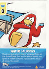 Disney Club Penguin Series 3 Fire Trading Cards Pick From List 35 To 68