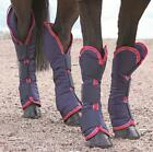Shires Protective Padded Travel Boots, Save on Bandages, Small, Medium, Large.