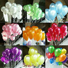 wholesale 100 balloon lot  helium balloons Party Wedding Birthday Latex Balloons