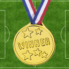 Gold Medals Kids First Place 1st Prize School Winners Sports Awards Party Games