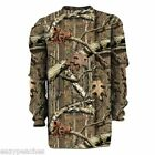 Russell Outdoors NEW YOUTH TEE Size S-XL Long Sleeve Mossy Oak Infinity T-shirt