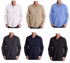 Dickies Mens NEW Size S-5XL Pocket Long Sleeve Industrial Work Shirt ll535