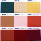 0.8MM ECO AUTOMOTIVE UPHOLSTERY ULTRA SUEDE MORE LEATHER FEEL THAN ALCANTARA DWR