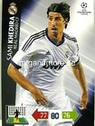 Adrenalyn XL Champions League 2012/2013 - Real Madrid Spieler aussuchen