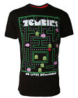 Darkside Clothing No Lives Remaining Zombie Pacman Ghost Retro Gamer Tshirt