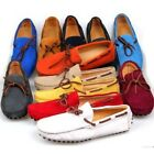 13 Color US Size 5-11 New Leather Slip On Mens Driving Moccasin Loafer Car Shoes