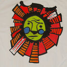 G&S / Gordon & Smith Steve Claar Skateboard Tee Shirt 80s Old School  NOS - Wht